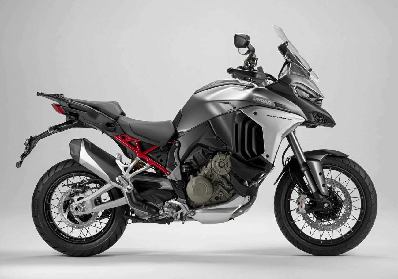 Ducati Multistrada V4S technical specifications